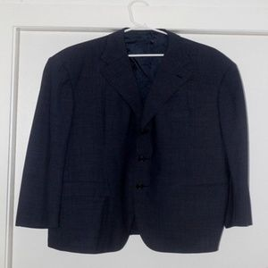 Burberry Men's Suit IT58R US (48R *39) half Canvas